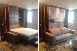 Scenic bed